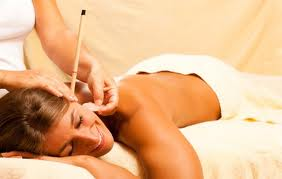 Hopi ear candling training at Life Arts holistic training courses