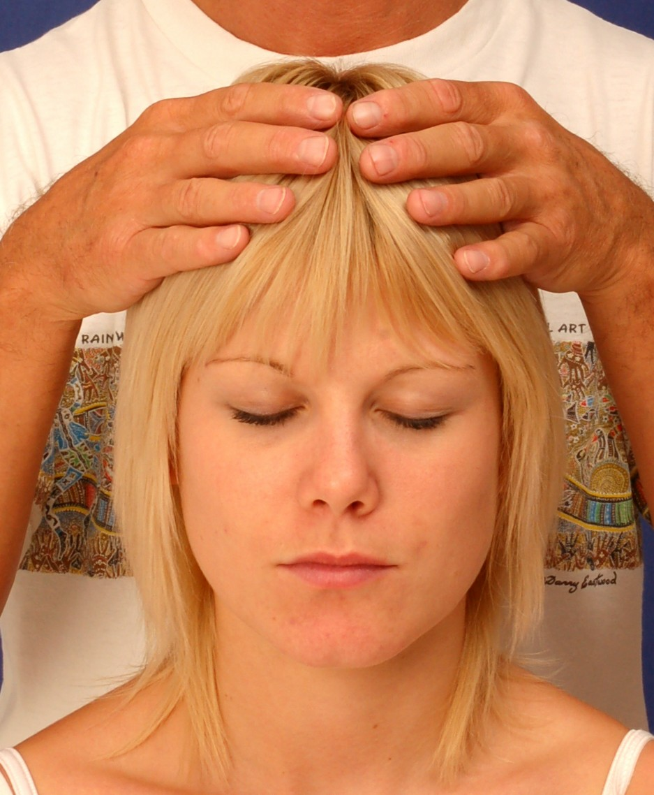 Indian head massage training at Life Arts holistic training courses