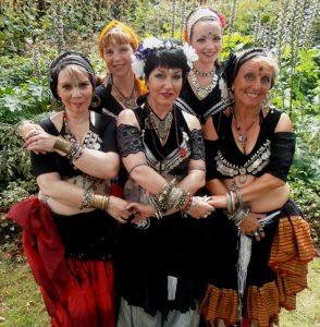 Ratnavali Tribal Belly Dance at life arts mind body spirit festival