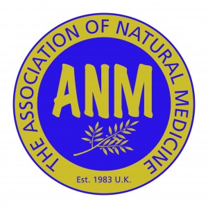 ANM logo at Life Arts events