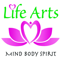 Paul King at Life Arts mind body spirit festival